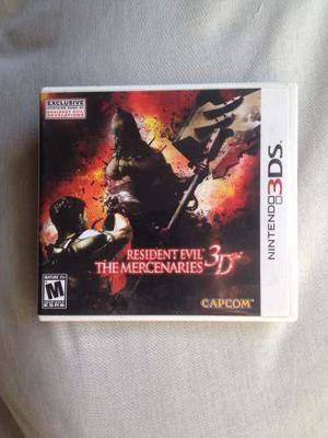 Juego Nintendo 3ds Residente Evel