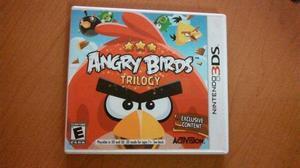 Juego Para Nintendo 3ds Angry Birds Trilogy