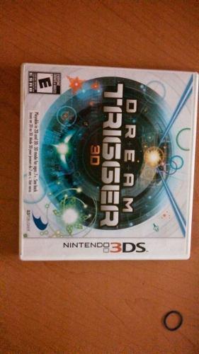 Juego Para Nintendo 3ds Dream Trigger