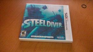 Juego Para Nintendo 3ds Steel Diver