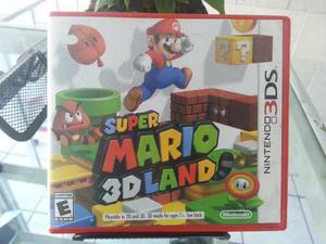 Juego Para Nintendo 3ds Super Mario 3d Land