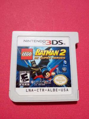 Juegos Nintendo 3ds Angry Birds, Lego Batman2, Ralph El Dem.