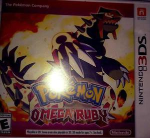 Juegos Nintendo 3ds Pokemon