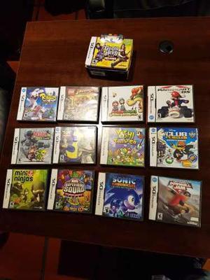 Juegos Para Nintendo Ds Varios Titulos Leer Descripcion