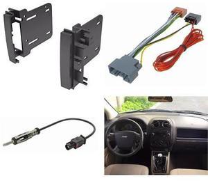 Kit Frente Arnes Y Antena Para Jeep Compass Año 2009 A 2015