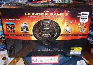 Los Juegos Del Hambre Distrito 12 Edition Limitada Blu-ray