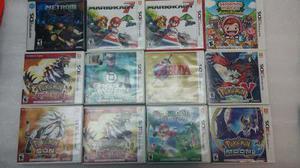 Lote De 23 Juegos Para Nintendo 3dsy Ds
