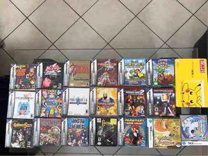 Lote De Juegos Gba, Nintendo Ds, Nintendo 3ds