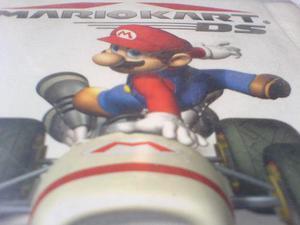 Mario Kart Nintendo Ds Excelente Juego Y Divertido Mmu