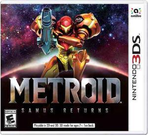 Metroid Samus Returns Para Nintendo 3ds Nuevo