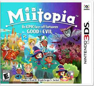 Miitopia::.. Para Nintendo 3ds En Start Games