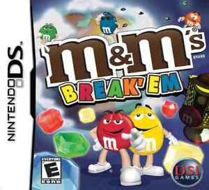 M&m´s Break´em Videojuego Nintendo Ds (nuevo)