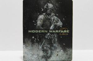 Modern Warfare 2 Caja Metalica Ps3 Consolas De Luigi