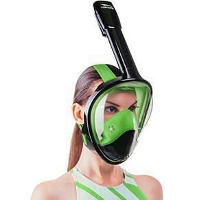 Máscara De Snorkel De Cara Completa Usnork, Equipo De
