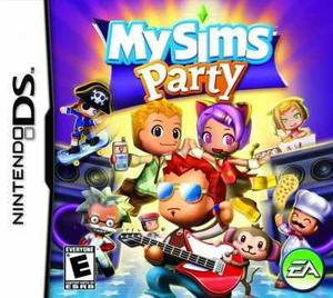 My Sims Party Videojuego Nintendo Ds (nuevo)