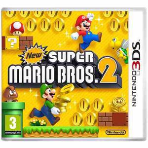 New Super Mario Bros 2 Nuevo Para Nintendo 3ds