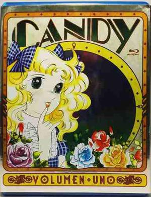 Oferta!!!! Candy Candy Vol. 1 Serie Animada Bluray Slipcover