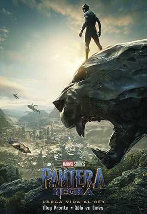 Pantera Negra - Marvel- Full Hd Blu-ray 1080p