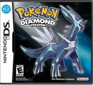 Pokemon Diamond:: Para Nintendo Ds A Meses Sin Intereses