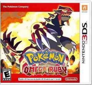 Pokemon Omega Ruby En Wholegames !!