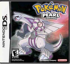 Pokemon Pearl::.. Para Nintendo Ds En Start Games.