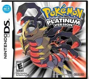 Pokemon Platinum::.. Para Nintendo Ds En Start Games.