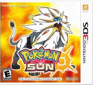 Pokemon Sun::... Para Nintendo 3ds En Start Games