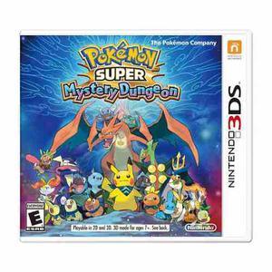 Pokemon Super Mystery Dungeon Para Nintendo 2ds Y 3ds Nuevo