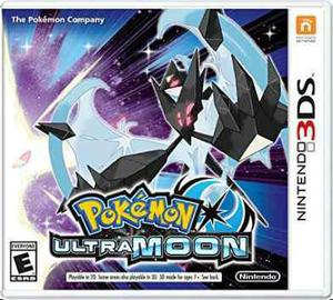 Pokemon Ultra Moon Para Nintendo 3ds A Meses Sin Intereses