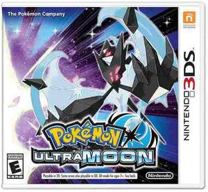Pokemon Ultra Moon::.. Para Nintendo 3ds En Start Game