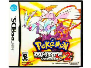 Pokemon White 2 + 649 Pokes Shinys - Nintendo Ds 2ds & 3ds