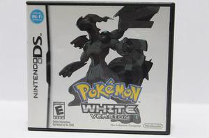 Pokemon White Ds Consolas De Luigi