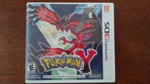 Pokemon Y Nintendo 3ds Xl Envío