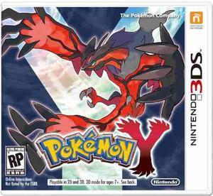 Pokemon Y::. Para Nintendo 3ds En Start Games