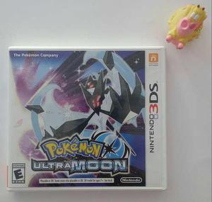 Pokémon Ultra Moon Nintendo 3ds Un Juegazo!!:)