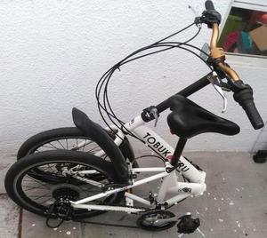Remato!! bicicleta plegable tobukaeru rodada 20
