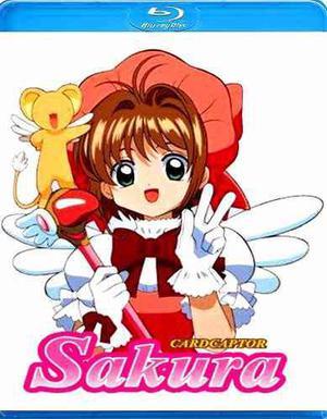 Sakura Card Captors Serie Bluray Latino Completa