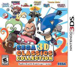 Sega 3d Classics Collection (nuevo Y Sellado) - Nintendo 3ds