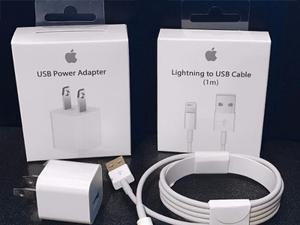 Set Cargador Cable Lightning Original Apple Iphone  X
