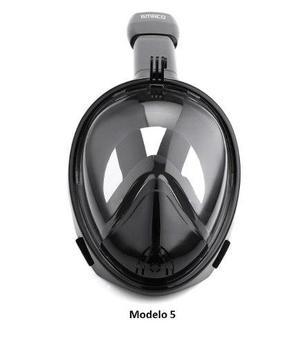 Snorkel Gopro Sjcam Mod5 10 Diferentes Modelos + Regalo