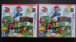 Super Mario 3d Land 3ds Nuevo Sellado