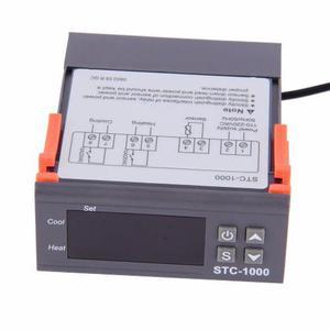Termostato Control De Temperatura Acuario Incubadora 110v
