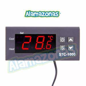 Termostato / Control Digital Profesional De Temperatura