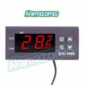 Termostato Control Digital Profesional De Temperatura Envío