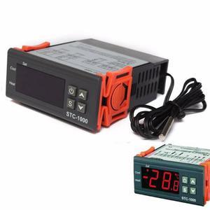 Termostato Control Temperatura Acuario Incubadora 110v 220v