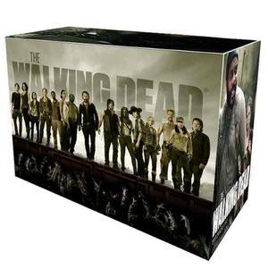 The Walking Dead Boxset Temporadas 1 2 3 4 5 Blu-ray