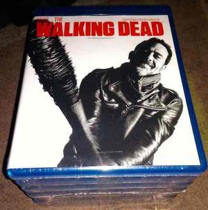 The Walking Dead Paquete Temporadas 1 A 7 En Blu-ray