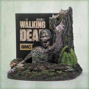The Walking Dead Temporada 4 Cuatro Boxset + Figura Blu-ray