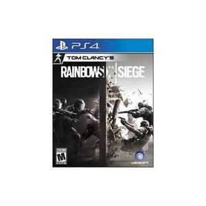 Tom Clancy Rainbow Six Siege - Playstation 4