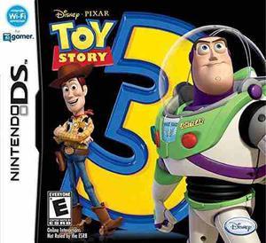 Toy Story 3 El Videojuego - Nintendo Ds